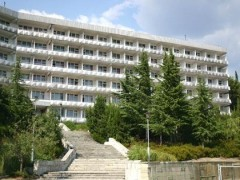 Санаторий «Kirov Holiday Center», Ялта