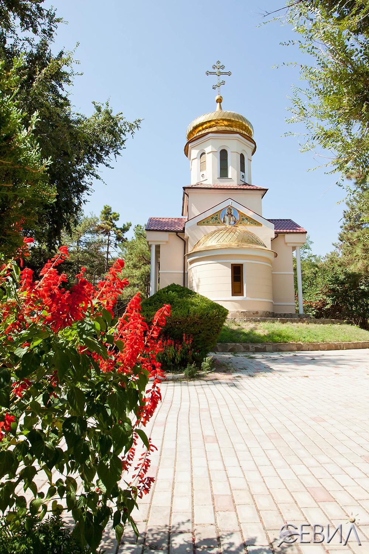 Санаторий для ребенка. Весна-Крым-Евпатория: Предыстория